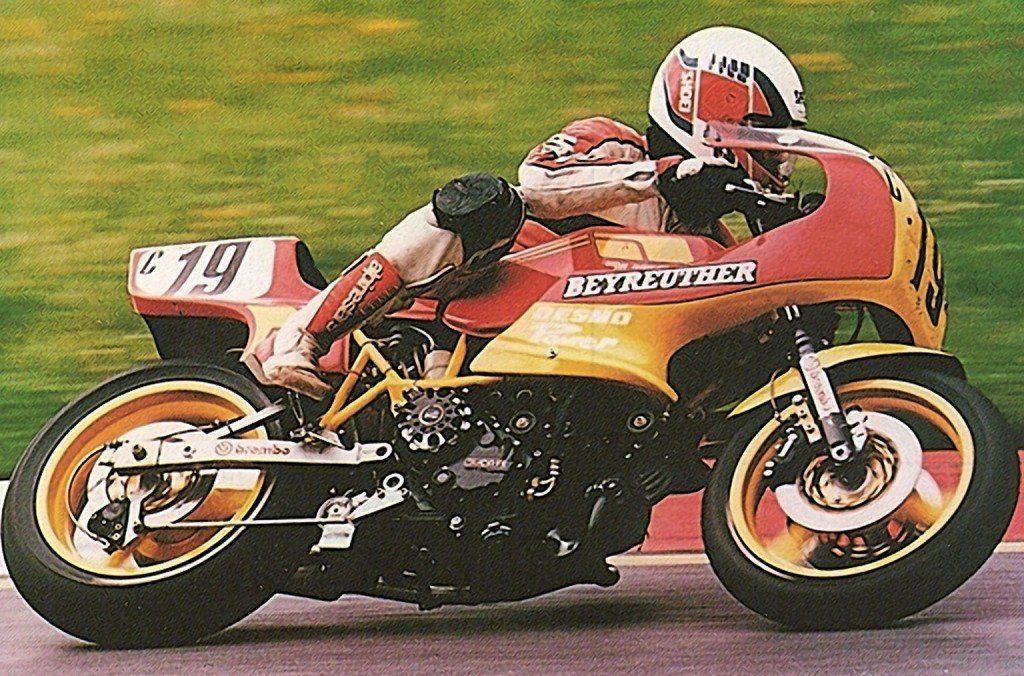 Como principales victorias, cabe destacar las 200 millas de Imola de 1972, con Paul Smart de piloto, y la del TT de la isla de Man de 1978, conseguida por el inolvidable Mike Hailwood
