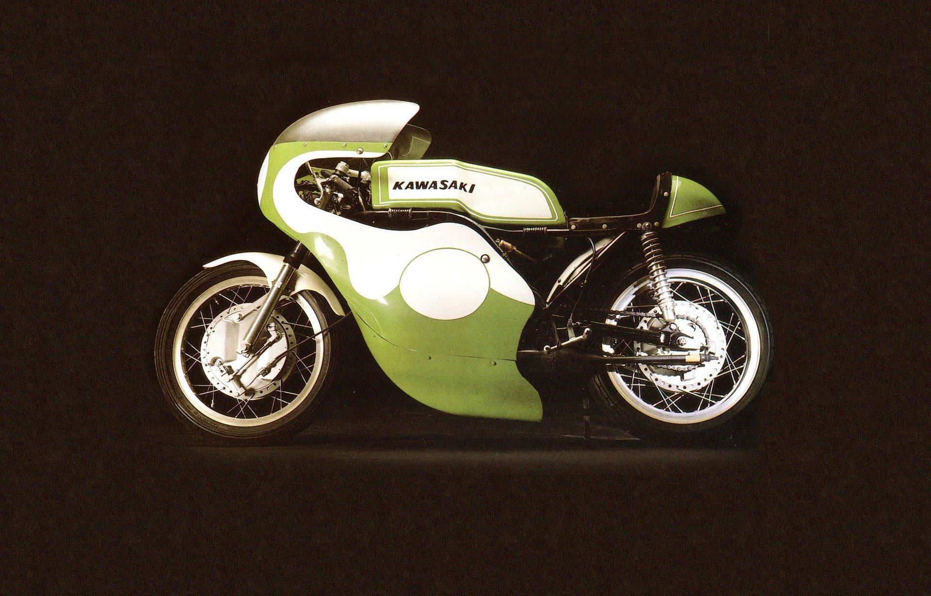 2b125341104 Kawasaki 250 cc y 350 cc