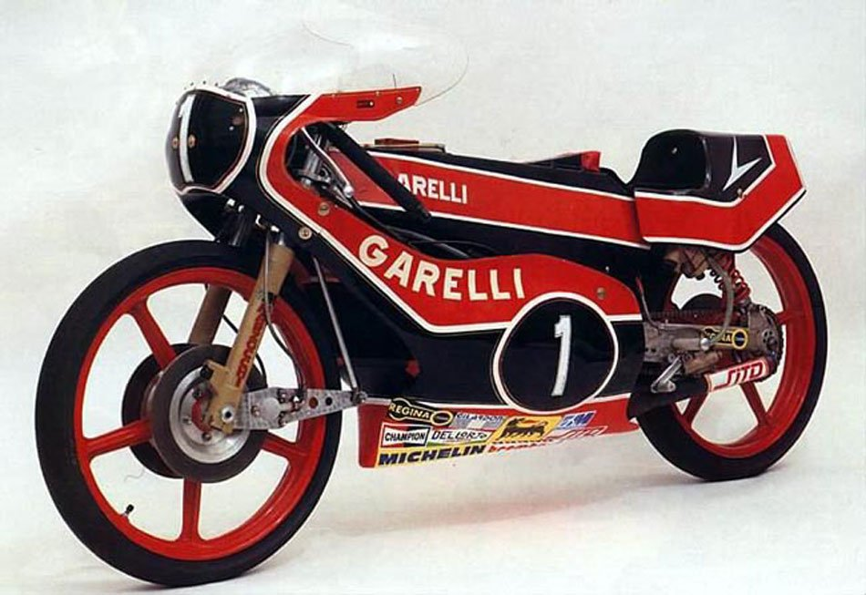 Garelli 125 de 1982