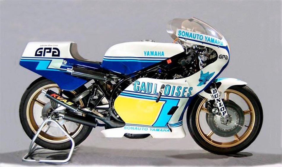Yamaha OW54