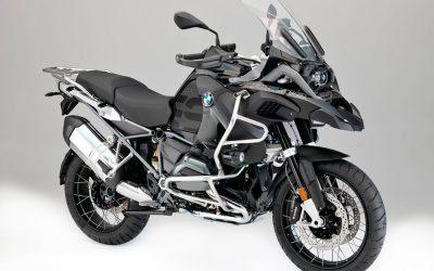 "BMW R 1200 GS Adventure ""Triple Black"""