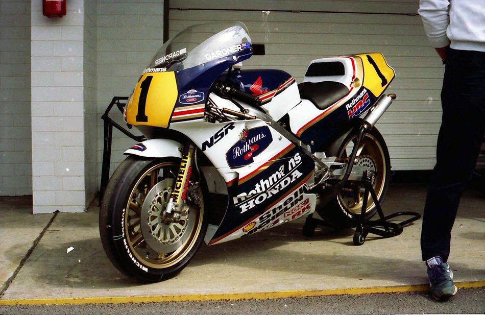 NSR500