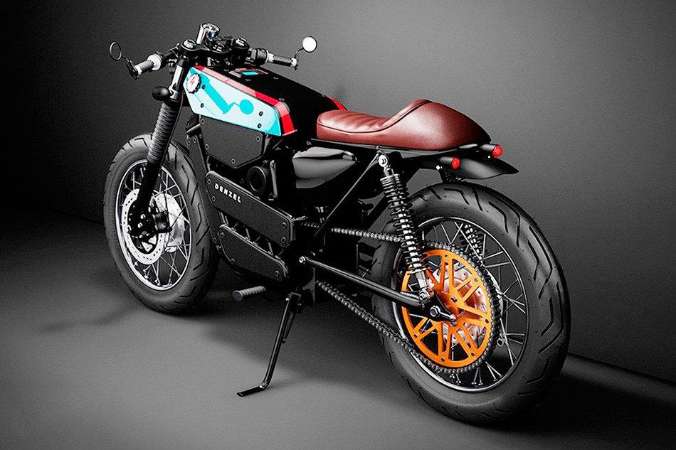 Model Electric Cafe Racer 1