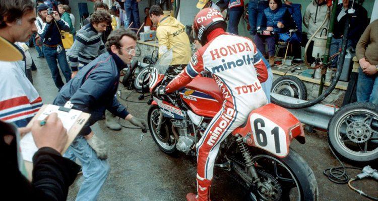 Honda RCB1000