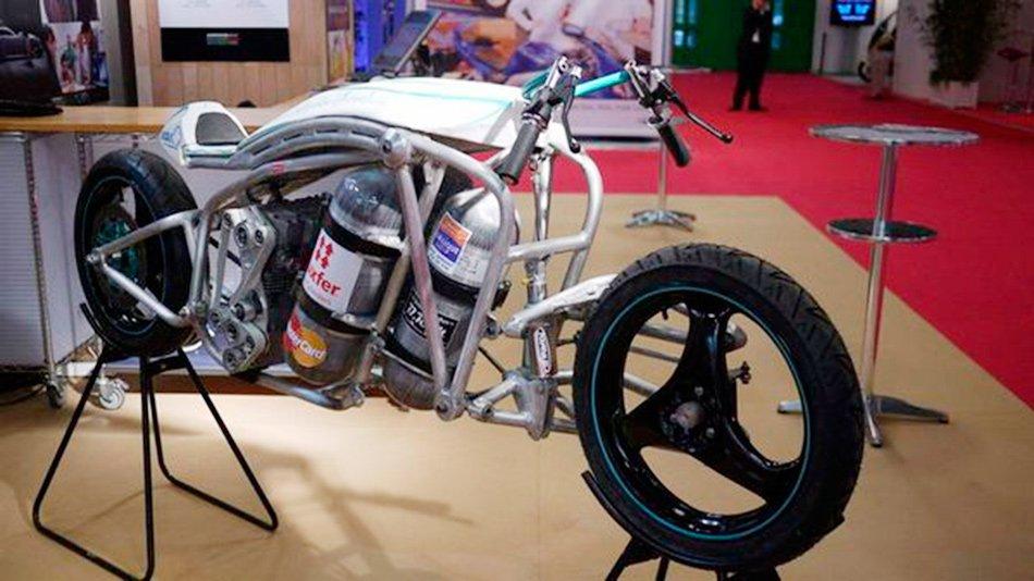 MOTOR DE AIRE COMPRIMIDO