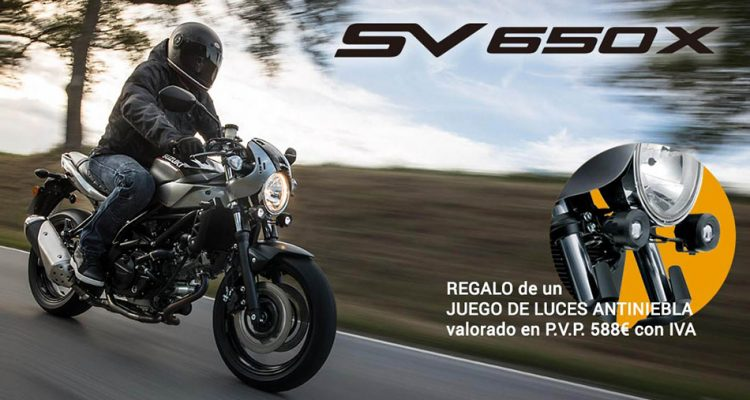 SV650X