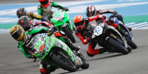 PL Racing Kawasaki Junior Team