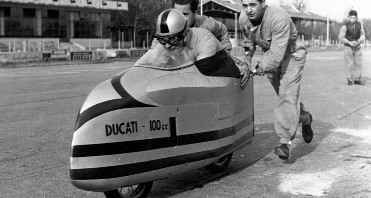 """Ducati """"siluro"""""""