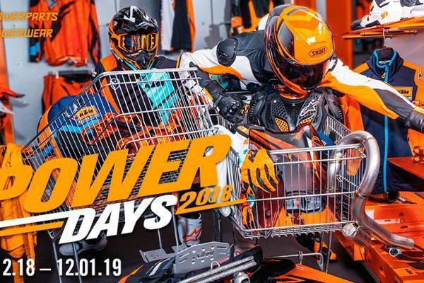 KTM PowerDays