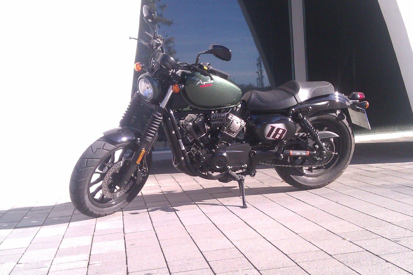 Aquila GV 125 S