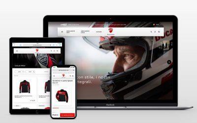 Ducati E-shop