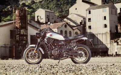 XSR700 XTribute
