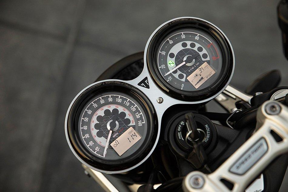 Speed Twin
