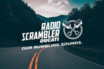Radio Scrambler Ducati