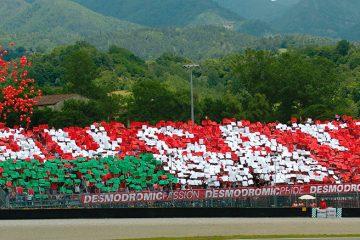 Tribunas Ducati