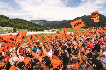 KTM Fan Packages