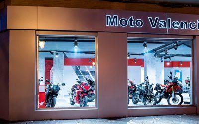 Moto Valencia
