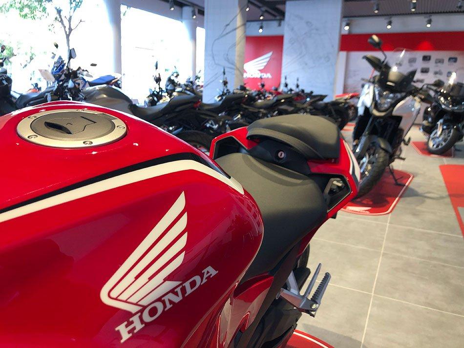 Ikono Motorbike Madrid