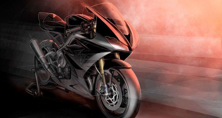 Daytona Moto2 765 Limited Edition