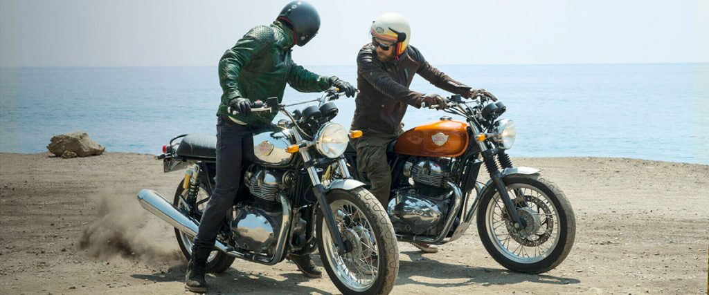 Royal Enfield Intercepto 650