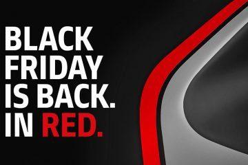 Black Friday Ducati