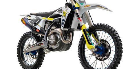 FC 450 ROCKSTAR EDITION 2020
