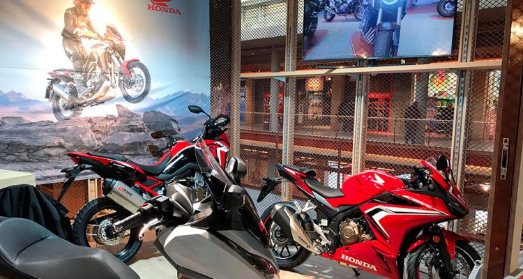 Ikono Motorbike