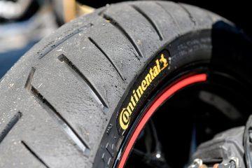 La garantía de los neumáticos de moto