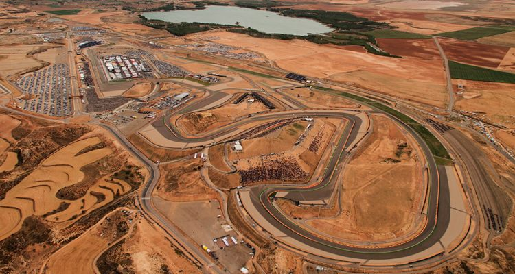 Cambio de fecha del Motul FIM de Superbikes en Motorland Aragón