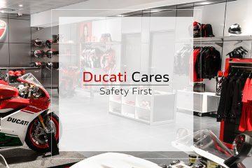 """""""Ducati Cares"""": volvamos a acelerar nuestras emociones"""