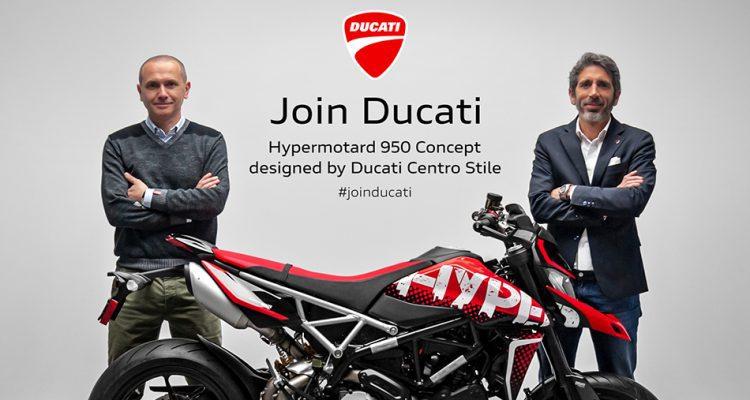 """Join Ducati"""