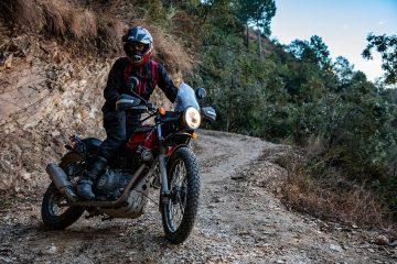Royal Enfield presenta nuevos colores de la Himalayan