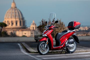 Honda anuncia la nueva Scoopy SH125i