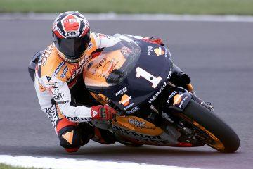 MotoGP. Evolución de una moto ganadora