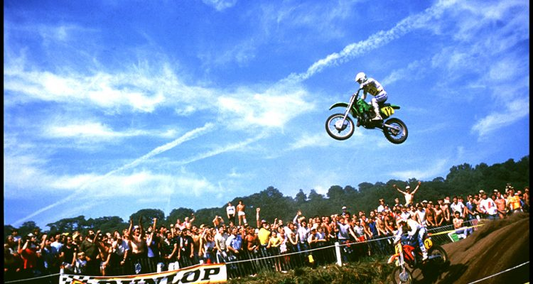 Georges Jobe: un salto legendario
