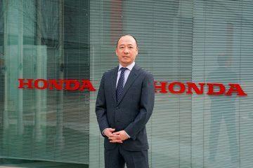 Miu Kato presidente de Honda Motor Europe España y Portugal