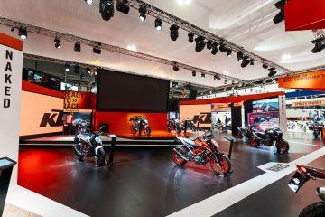 KTM retira su presencia de los salones en 2020