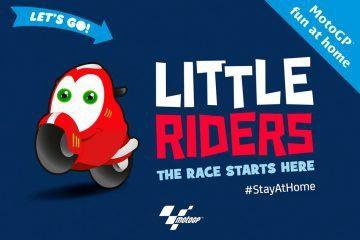 Little Riders pasatiempos MotoGP