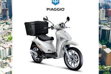 Nueva iniciativa para repartidores del Grupo Piaggio