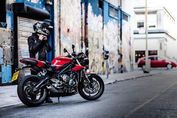 Triumph pone en marcha una exclusiva venta on-line
