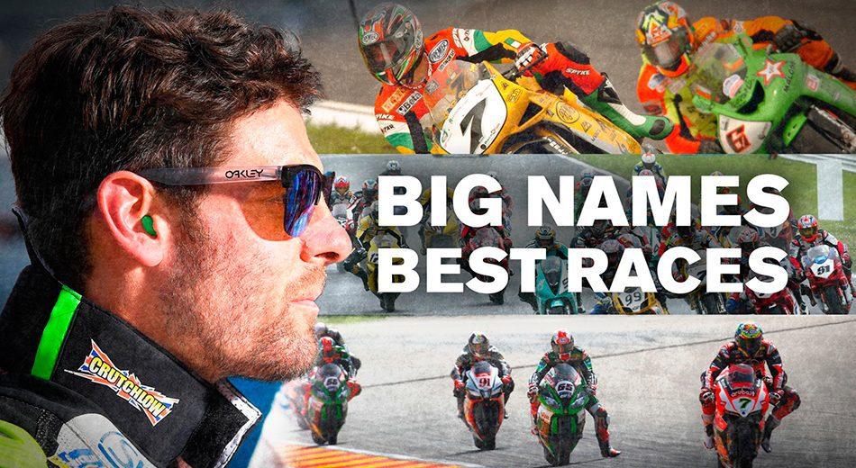 Los pilotos de MotoGP comparten sus carreras favoritas de WorldSBK
