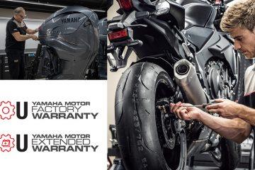 Yamaha Motor Europa extiende el período de garantía