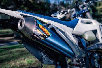 Sistemas de escape FMF Husqvarna Motorcycles