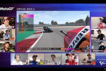 Victoria y segundo puesto para el equipo Repsol Honda en Misano