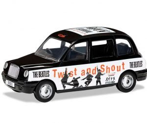"The Beatles London Taxi ""Twist and Shout"""
