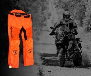 Sorteo Continental: ¡Gana un pantalón de moto!
