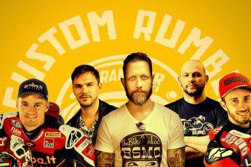 La final del concurso Custom Rumble se transmitirá en directo en la página de Facebook Scrambler Ducati