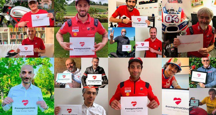 Ducati lanza una colecta de fondos para ayudar al Policlínico de S. Orsola en Bolonia
