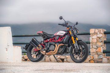 Indian Motorcycle refuerza su atractivo con la nueva FTR Carbon