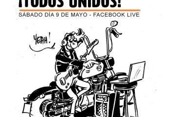 Harley-Davidson organiza una noche solidaria con conciertos para luchar contra la Covid-19